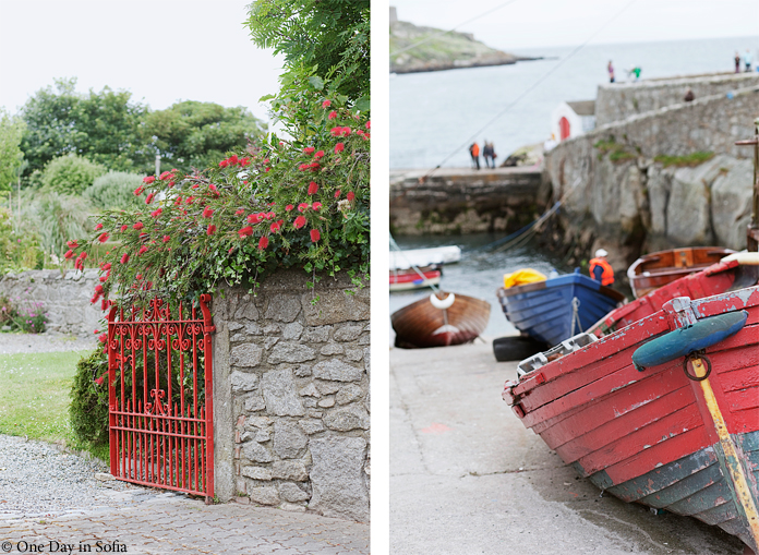 red gate/red boat