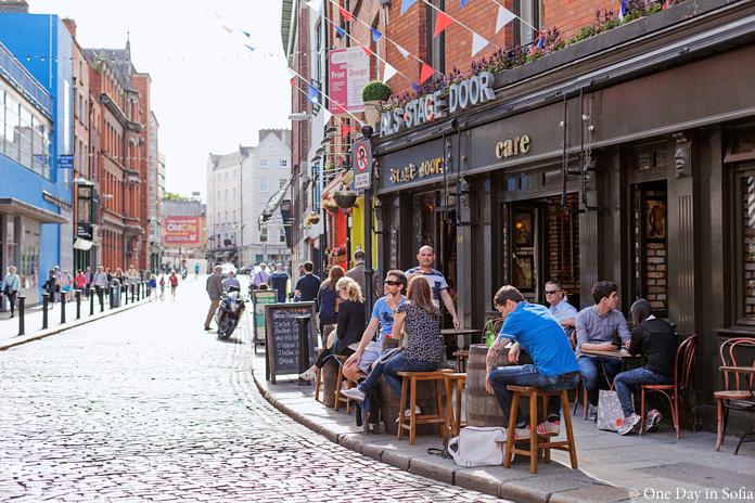 Dublin centre