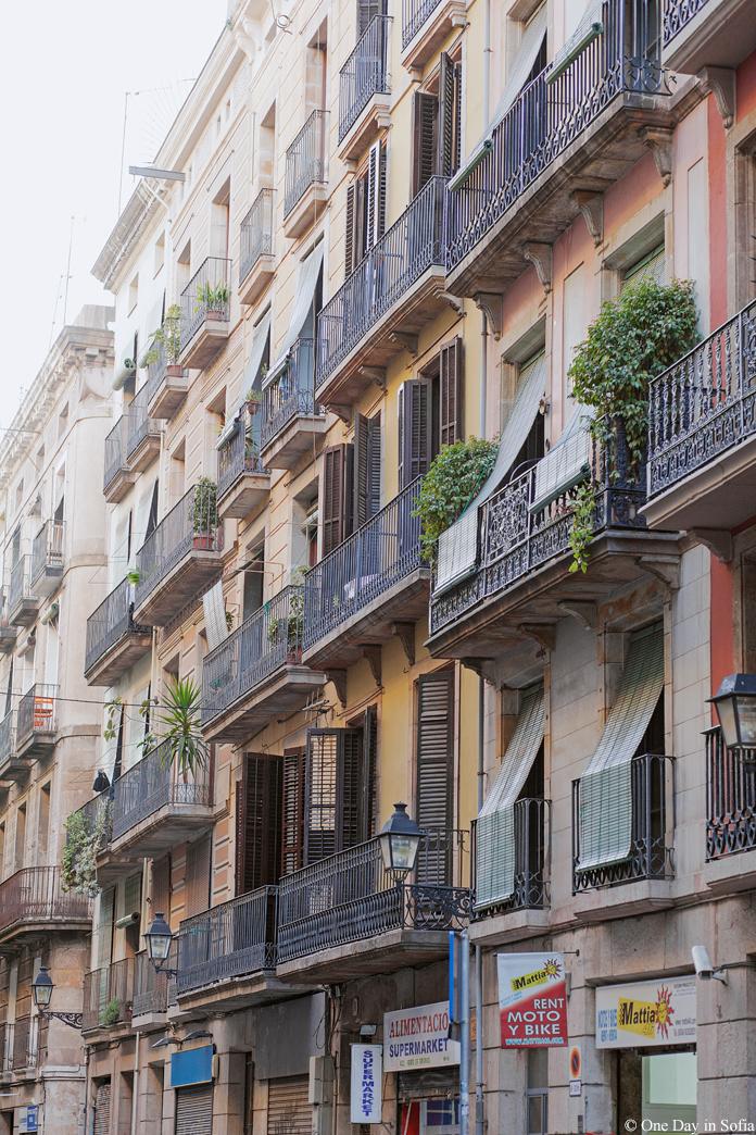 windows El Raval