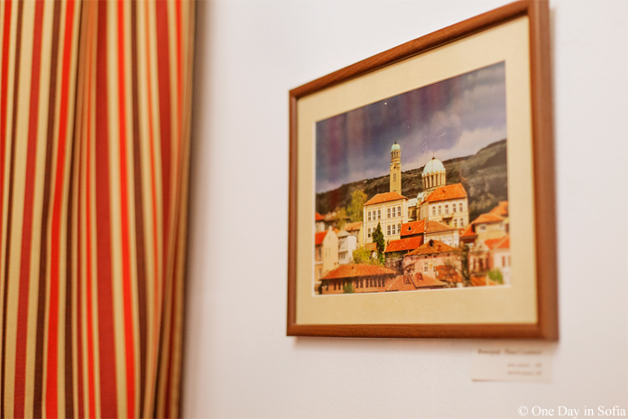 framed photo of Veliko Turnovo