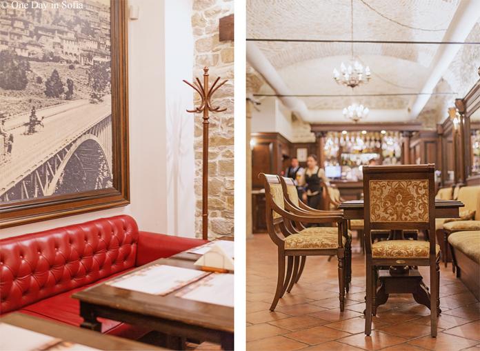 Hadji Nikoli Restaurant interior