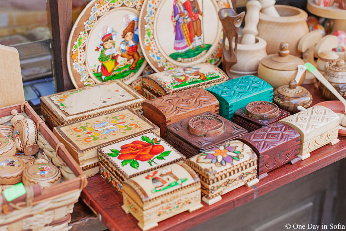 wood carved souvenirs