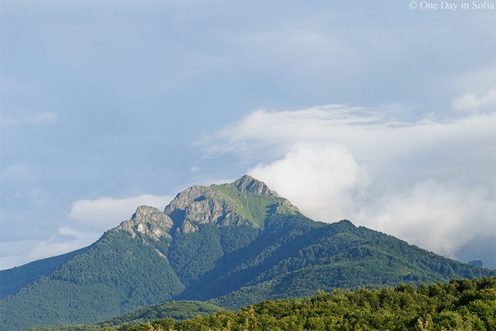 Maragidik peak