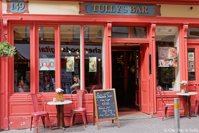 Tully's bar Carlow