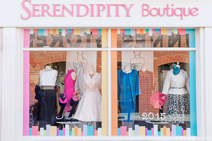 Serendipity boutique Kilkenny