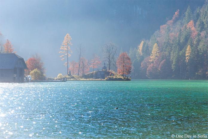 Königssee lake, Bavaria