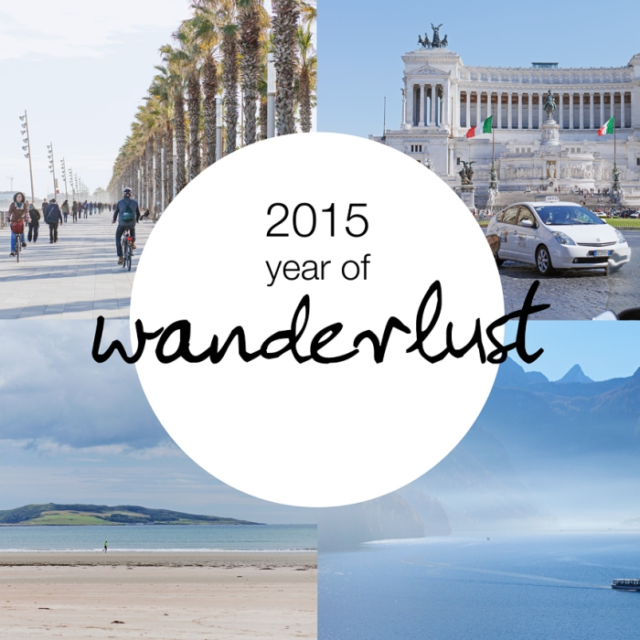year of wanderlust