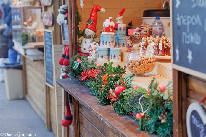 Sofia Christmas market