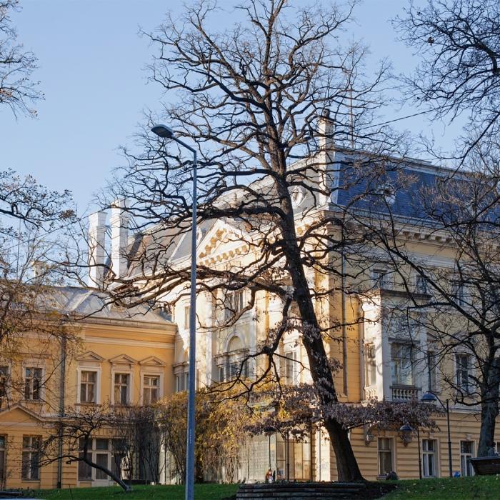 former royal palace of Bulgaria