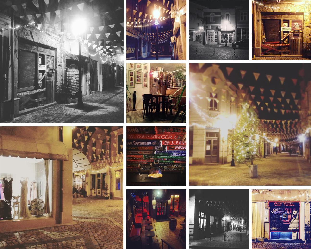Kapana Plovdiv instagrams