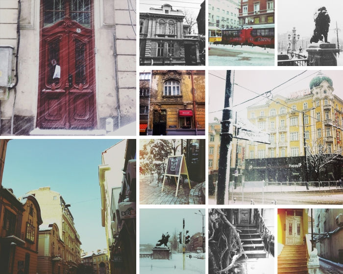 winter instagrams Sofia