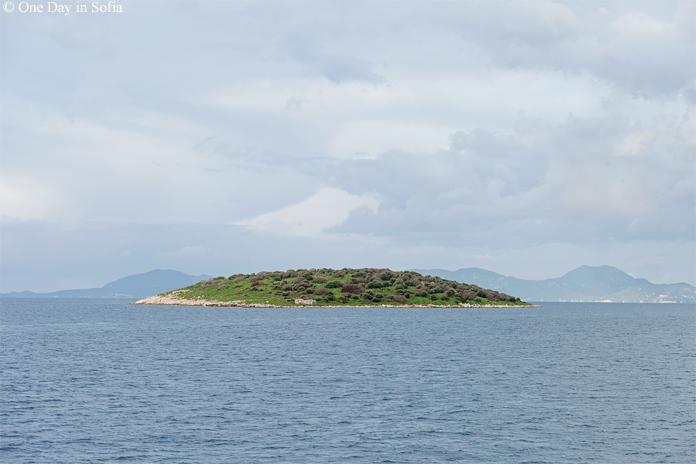 small island Greece