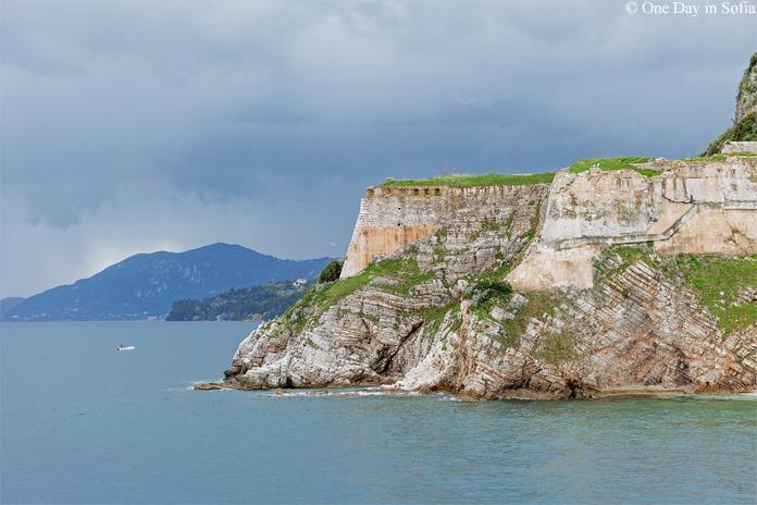 Coast of Kerkyra, Corfu