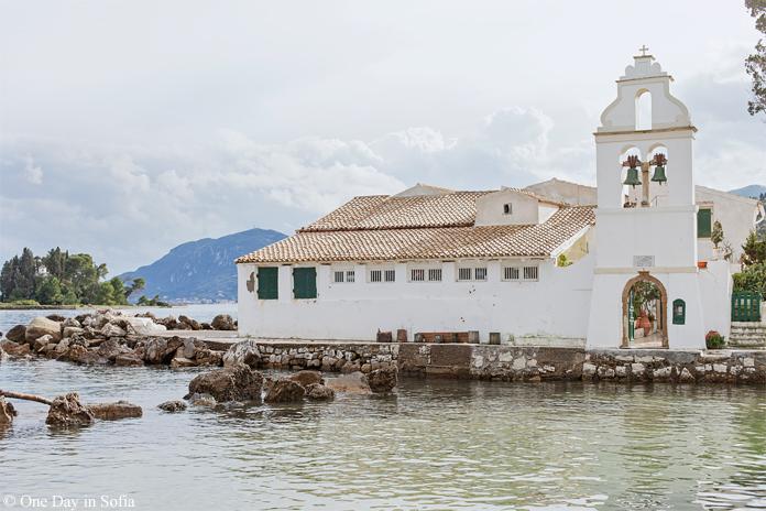 Vlaherna Monastery