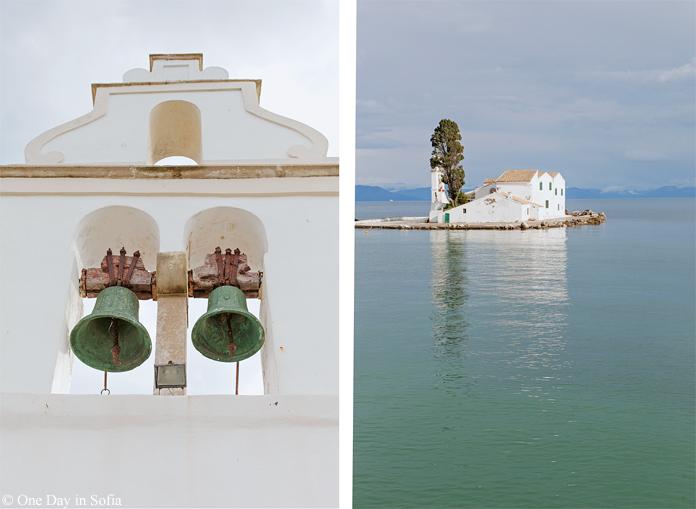 Vlaherna Monastery bells