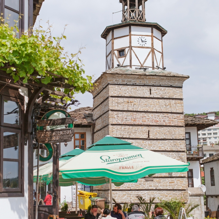 Tryavna clocktower
