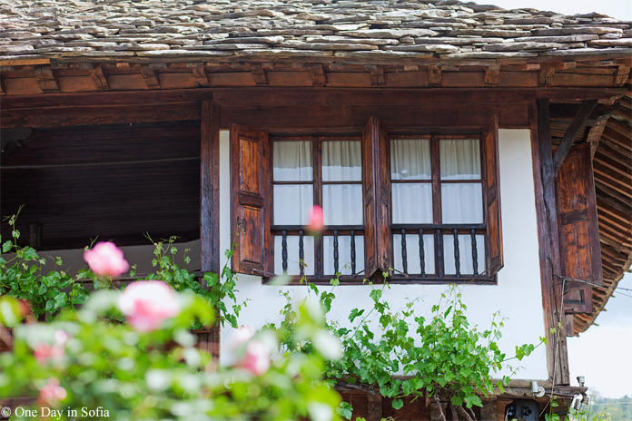 Tryavna traditional house
