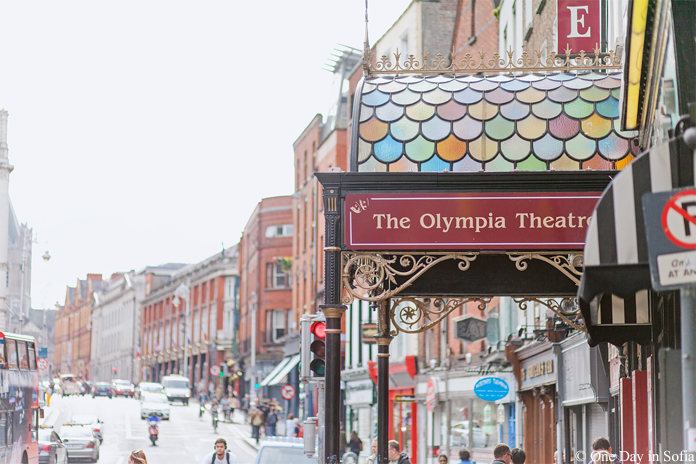 The Olympia Theater Dublin