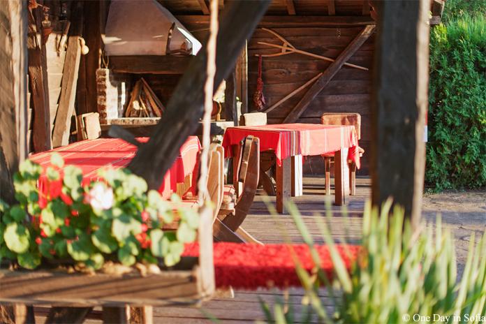 Svatovete tavern, Bulgaria