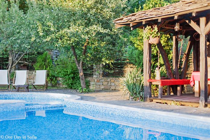 Svatovete hotel pool