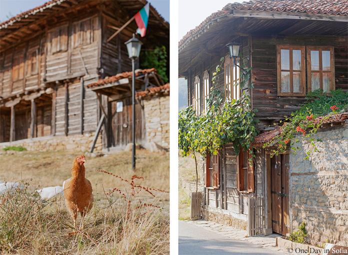 Zheravna village, Bulgaria