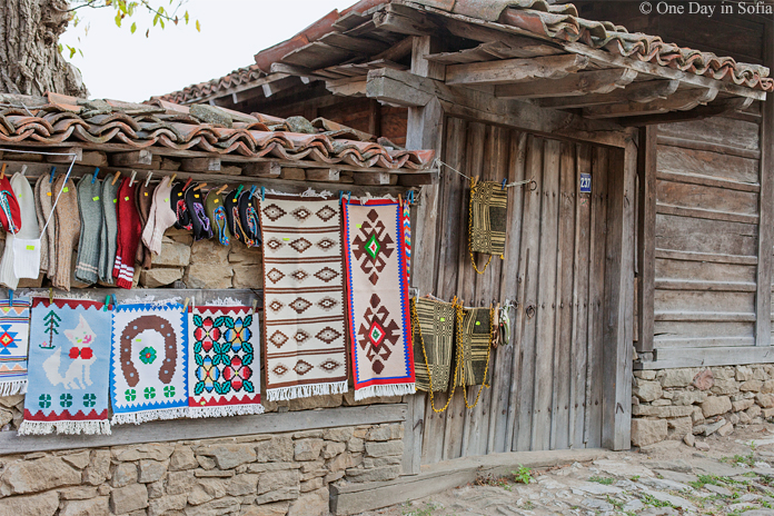 traditional Bulgarian carpets on sale