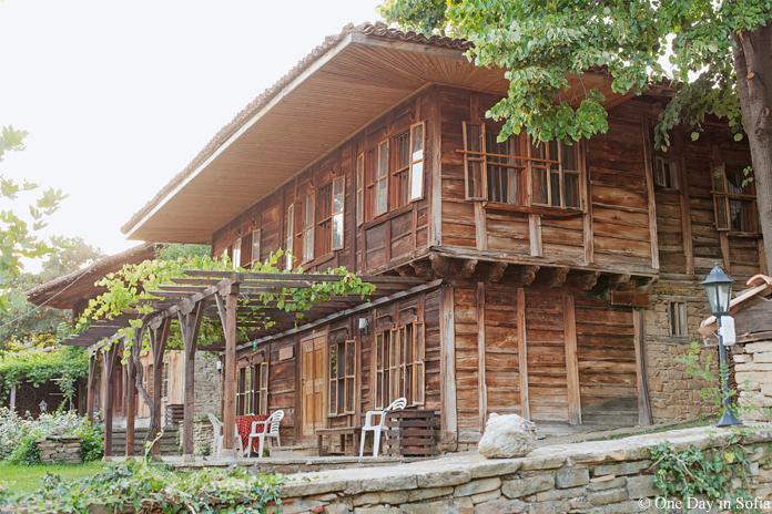 beautiful house in Zheravna