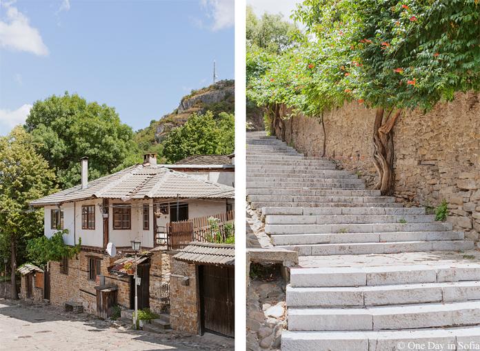 Varosha quarter in Lovech, Bulgaria