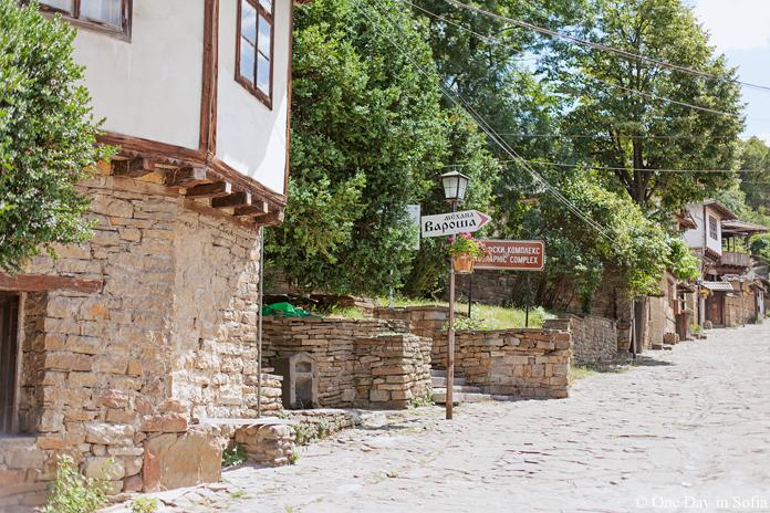Old quarter, Lovech, Bulgaria