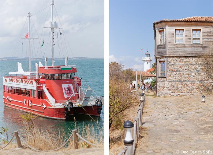 ship at St.Anastasia Island