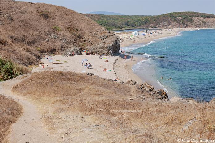 Veleka beach, Bulgaria