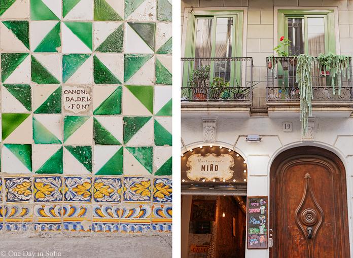 Barcelona details