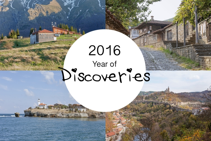 year of discoveries