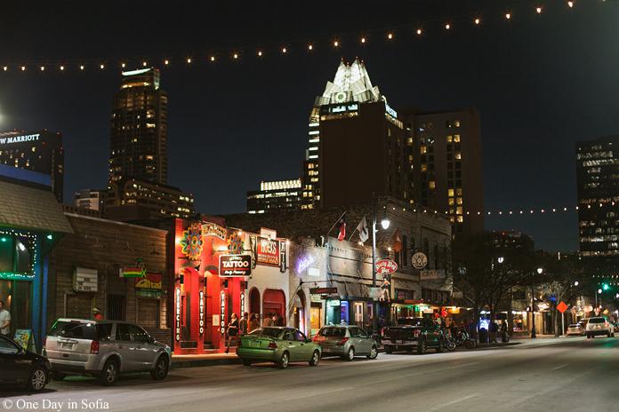 6th Street Austin Texas