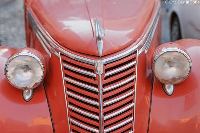 retro Fiat