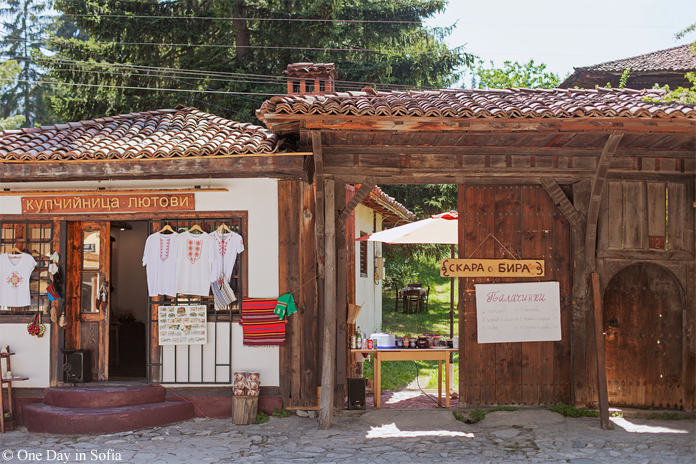 shop in Koprivshtitsa